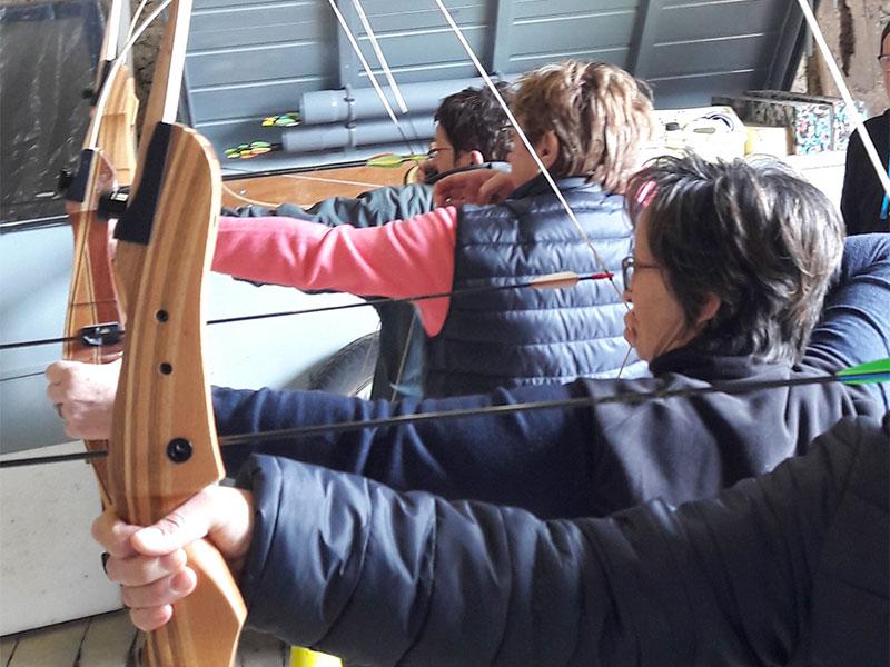 Tir à l'arc Aveyron